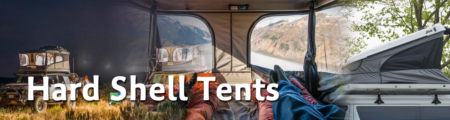 Hard Shell Tents