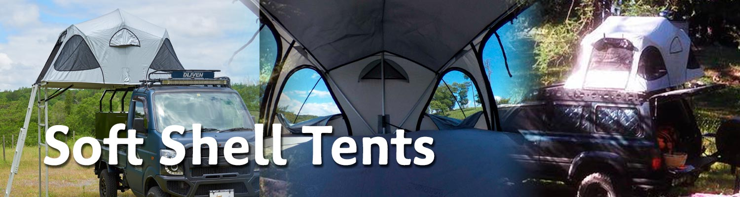 soft Shell Tents